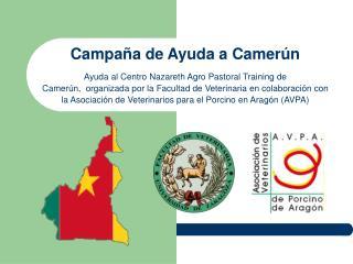 Campaña de Ayuda a Camerún