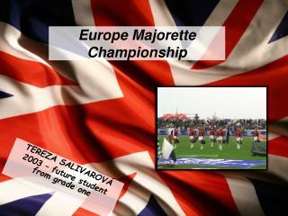 Europe Majorette Championship
