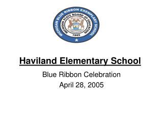 Haviland Elementary School