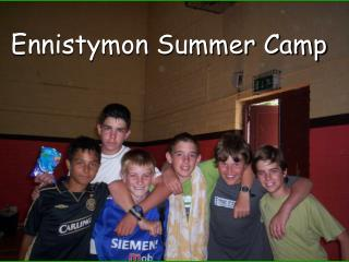 Ennistymon Summer Camp