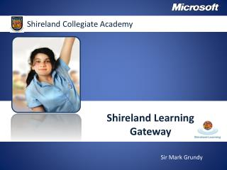 Shireland Learning Gateway