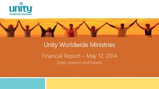 Unity Worldwide  Ministries