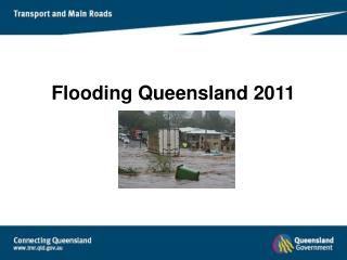 Flooding Queensland 2011