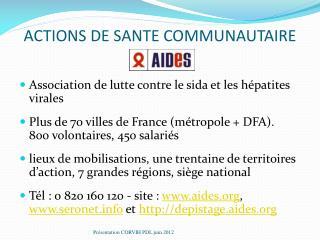 Association de lutte contre le sida et les hépatites virales