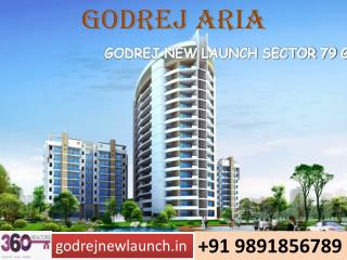 Upcoming New Launch Godrej Aria - Bookings CALL 9891856789