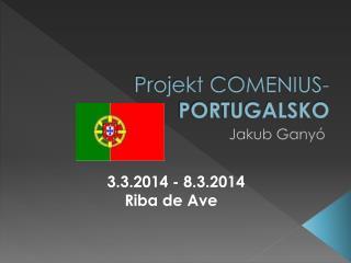 Projekt COMENIUS- PORTUGALSKO