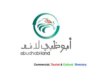 Commercial,  Tourist  &  Cultural Directory