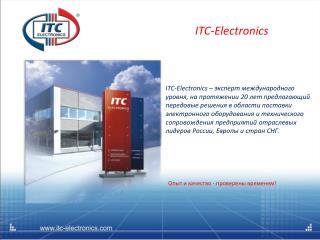 ITC-Electronics
