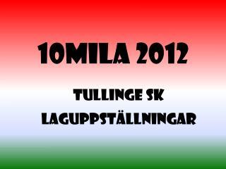 10mila 2012