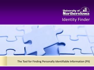 Identity Finder