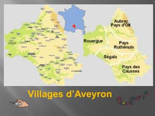 Villages d'Aveyron