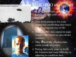 The UMMO ufo-contact