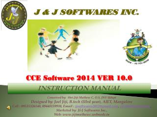 CCE Software  2014 VER 10.0