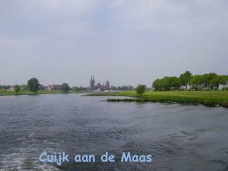 Cuijk  aan de Maas