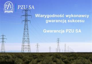Wiarygodność wykonawcy                             gwarancją sukcesu Gwarancja PZU SA