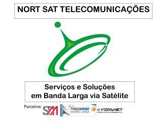 NORT SAT TELECOMUNICAÇÕES
