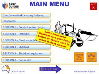 New Queensland Licensing Pathway