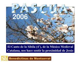 Benedictinas de Montserrat