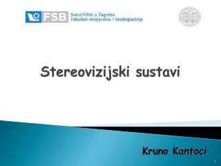Stereovizijski sustavi
