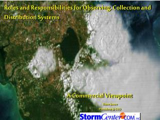 Roles and Responsibilities for Observing, Collection and Distribution Systems