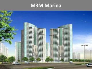 M3M Marina Gurgaon – Best Offers Project @ 9717841117