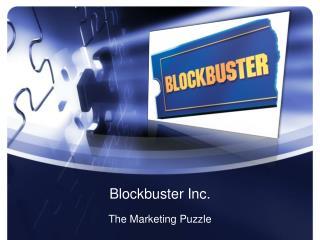 Blockbuster Inc.