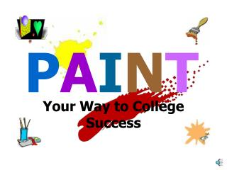 Your Way to College Success