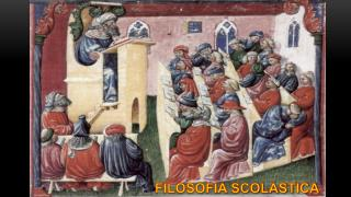 FILOSOFIA SCOLASTICA