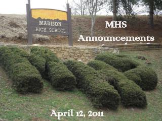 April 12, 2011