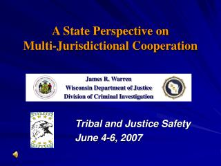 Tribal and Justice Safety