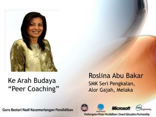 Roslina Abu Bakar