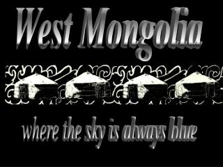West Mongolia