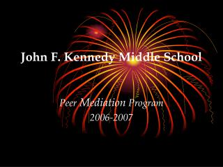 John F. Kennedy Middle School