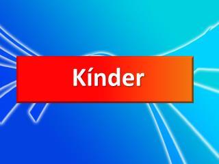 Kínder