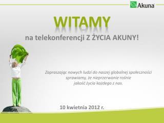 WITAMY