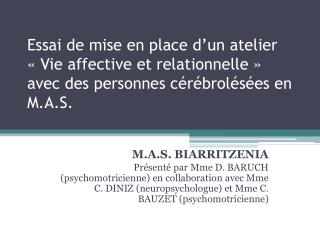 M.A.S. BIARRITZENIA