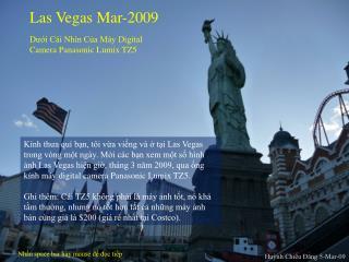 Las Vegas Mar-2009