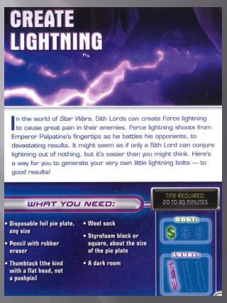 Creating Lightning