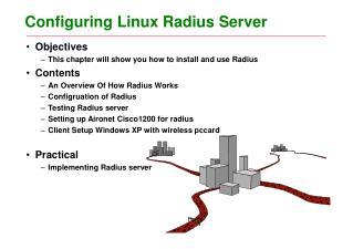 Configuring Linux Radius Server