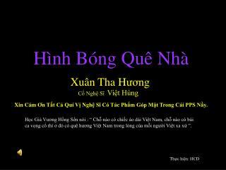 H�nh B�ng Qu� Nh�