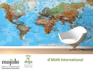 d'MUN  International