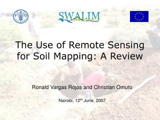 The Use of Remote Sensing for Soil Mapping: A Review