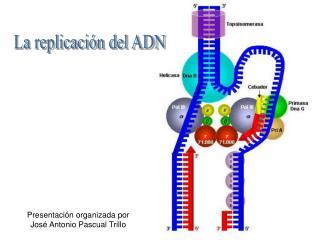 Presentación organizada por José Antonio Pascual Trillo