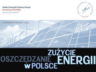 Stefan  ? eromski Primary School Poniatowa (POLAND) sp.poniatowa.pl
