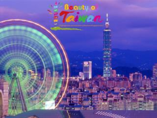 Beauty of Taiwan