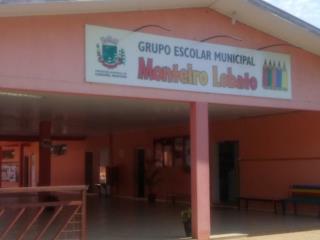 PACTO NACIONAL PELA ALFABETIZA��O NA IDADE CERTA Grupo  Escolar  Municipal Monteiro Lobato