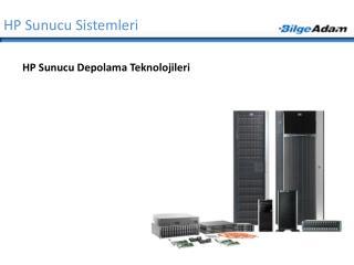 HP Sunucu Sistemleri