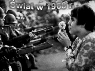 Świat w 1968 r.