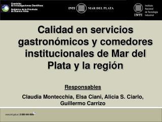 Comisión  de Investigaciones Científicas Gobierno de la Provincia  de Buenos Aires