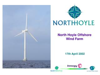 North Hoyle Offshore  Wind Farm  17th April 2002